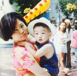 Фото №15 - Фотоальбом: как выглядели звезды корейских дорам, когда были маленькими