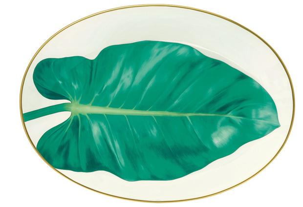 Фото №5 - Интервью с создателями новой коллекции фарфора Passifolia от Hermès