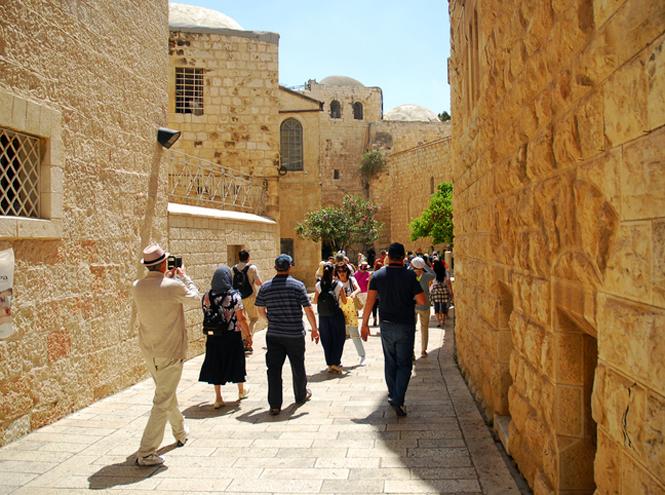 Фото №14 - Мистический Израиль: путешествие к истокам мироздания