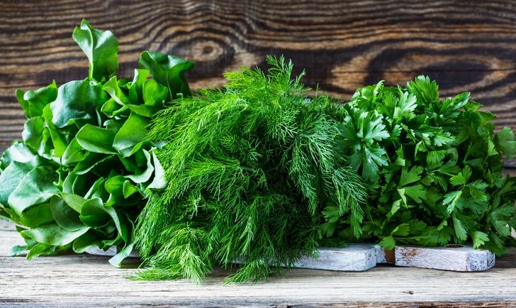 Фото №1 - Молодая зелень: 3 рецепта армянской кухни