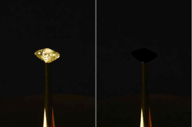 Фото №1 - Цвет настроения черный: ученые создали самый темный материал в мире