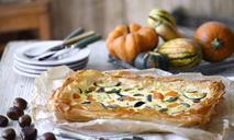 Как приготовить десерт или пирог из тыквы с творогом