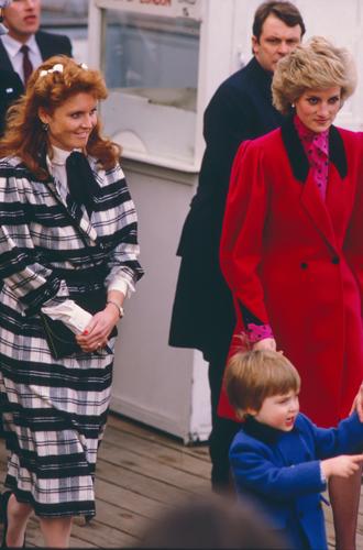 Фото №14 - Уйти от Виндзоров и остаться счастливой: история Сары Фергюсон, бывшей супруги принца Эндрю