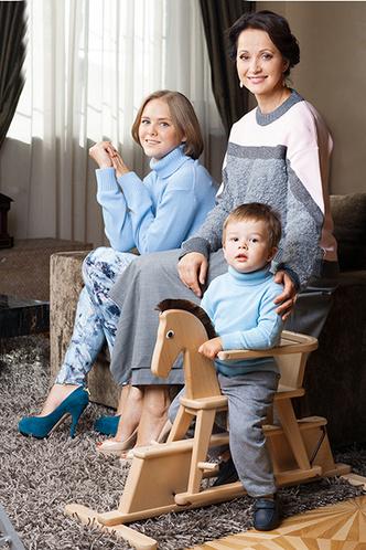 Фото №3 - Ольга Кабо: «Рождение ребенка – это эликсир молодости для женщины»