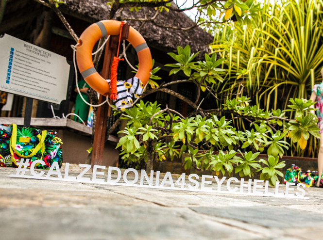 Фото №9 - Российские знаменитости на «Russia in love… with Seychelles. By Calzedonia»