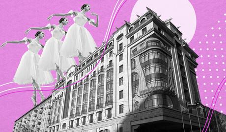 Тихие звезды и балерины в номерах: экскурсия по отелю Marriott