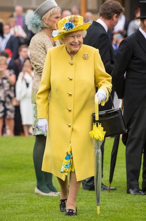 Фото №32 - Виндзорские зонтики: королевский способ спрятаться от дождя