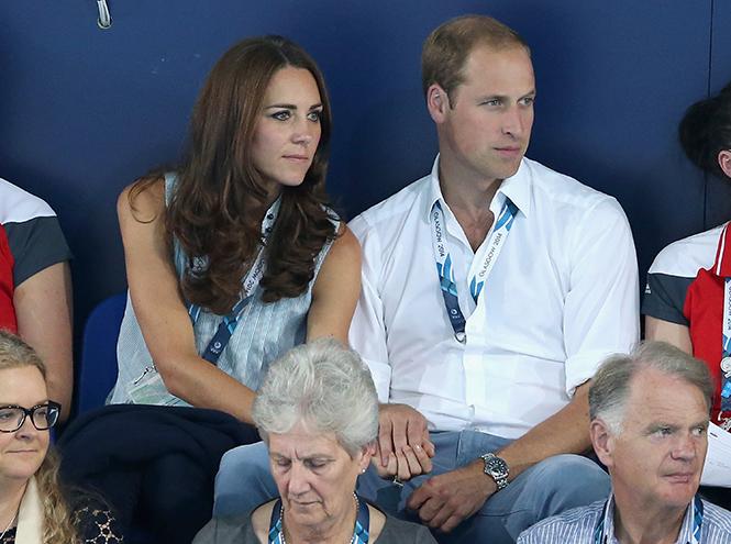 Фото №7 - Язык королевского тела: почему Уильям и Кэтрин не показывают чувства как Гарри и Меган