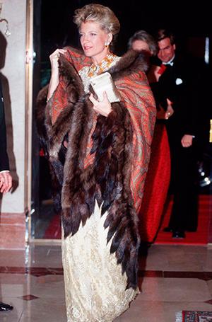 Фото №26 - Виндзорская нахалка: гордость и предубеждение принцессы Майкл Кентской