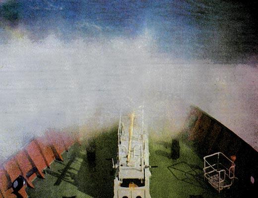 Фото №1 - Арктическая вахта