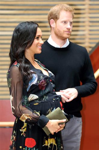 Фото №34 - Стильная беременность Меган Маркл: главные модные предпочтения герцогини