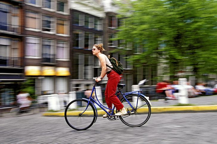 Фото №6 - Звенья одной цепи: Как голландцы заново изобрели велосипед