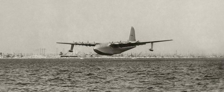 Фото №5 - 26 секунд, которые потрясли мир: история самого большого самолета-амфибии