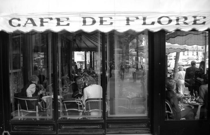 Фото №2 - Легендарные богемные кафе Европы