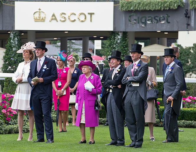 Фото №1 - Дресс-код жив: лучшие кадры 5-го дня на Royal Ascot