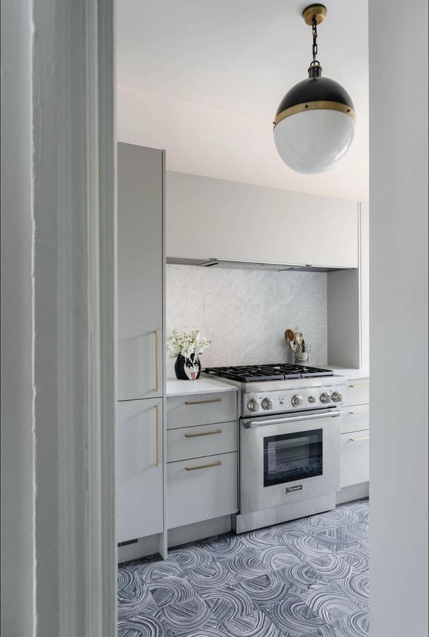 Фото №6 - Романтичная квартира в довоенном доме в Бруклине