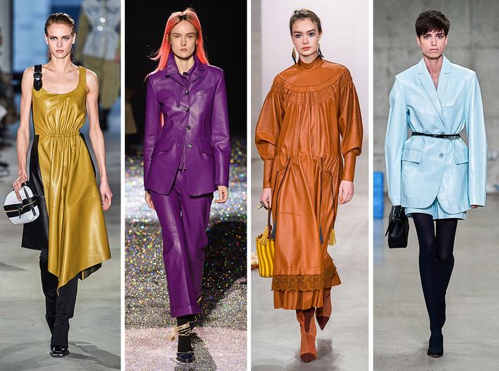 Фото №5 - 10 трендов осени и зимы 2019/20 с Недели моды в Нью-Йорке