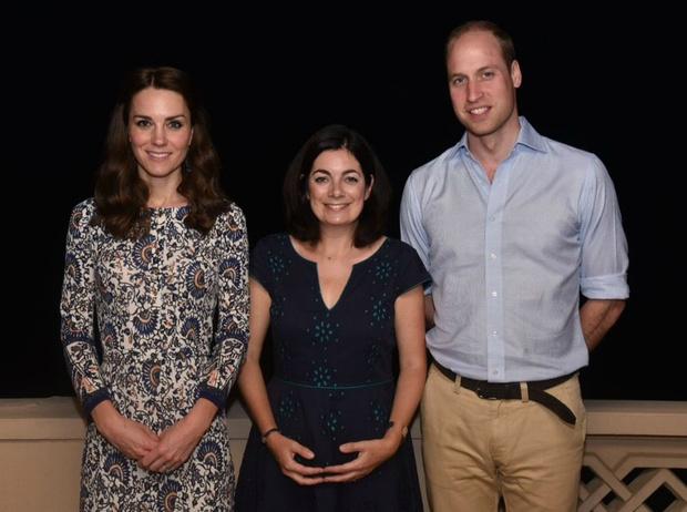 Фото №1 - Дипломат и мама двоих детей: что известно о новом секретаре герцогини Кейт