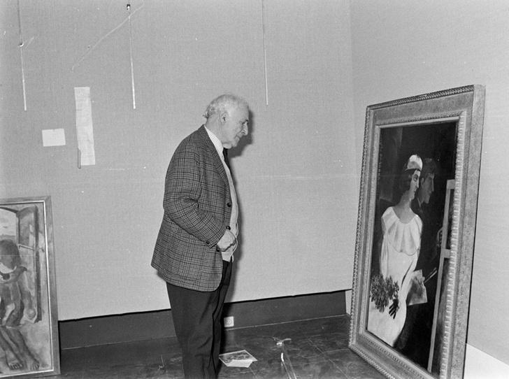 Фото №18 - Женщина судьбы: Белла Розенфельд в жизни и творчестве Марка Шагала