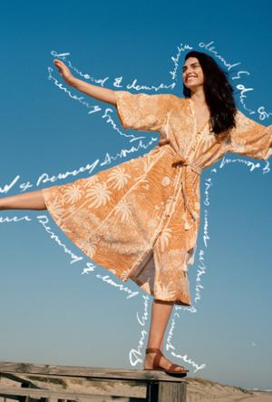 Фото №2 - Идеальная летняя капсула: H&M представил коллаборацию с Desmond & Dempsey