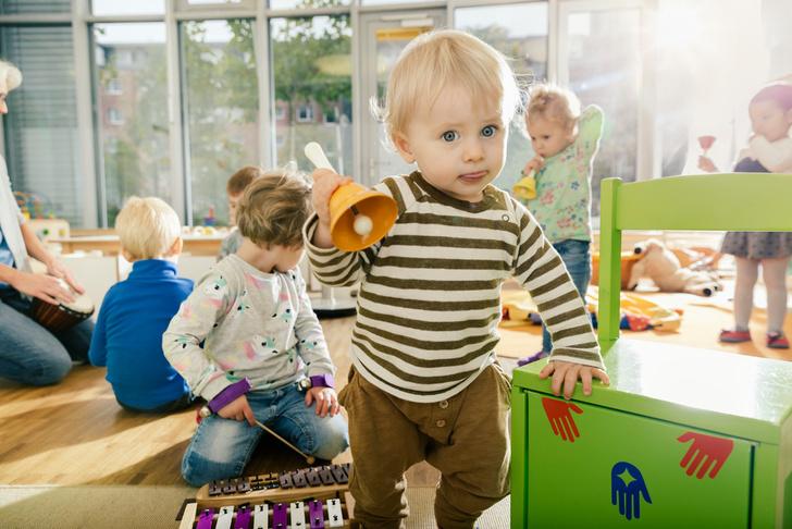Как подготовить ребёнка к детскому саду