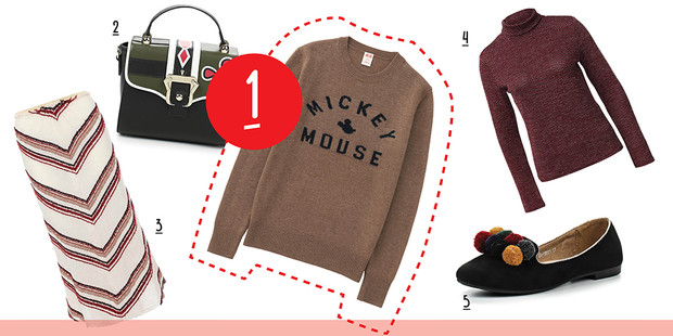 Фото №3 - С чем носить вязаный пуловер