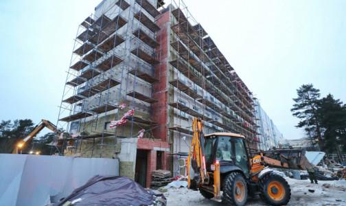Фото №1 - Реконструкцию 40-й больницы пообещали завершить в этом году