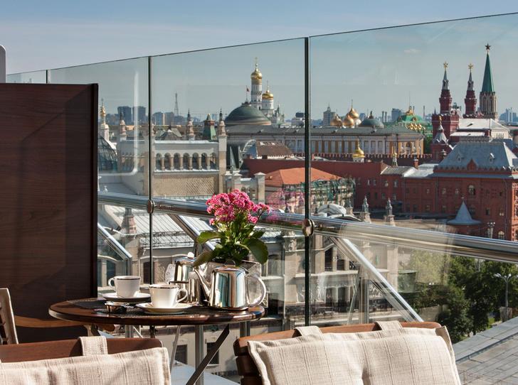 Фото №1 - Красиво есть: завтрак с видом на Москву