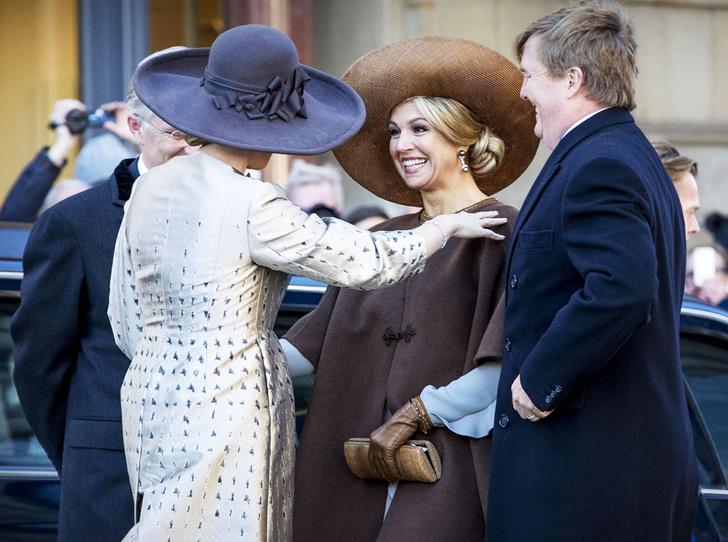 Фото №1 - Неразлучные: 5 примеров настоящей королевской дружбы