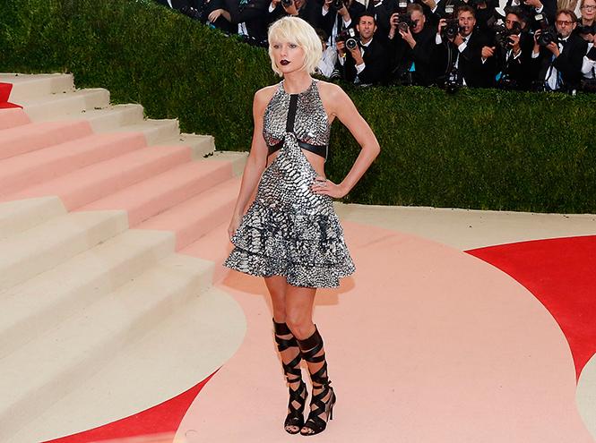 Фото №30 - MET Gala 2016: одежда как арт-объект