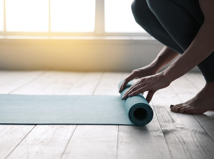 Фото №2 - На ковер: что нужно знать, отправляясь на йогу