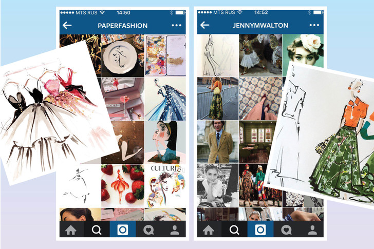 Фото №6 - 20 fashion-иллюстраторов, на которых стоит подписаться в Инстаграме