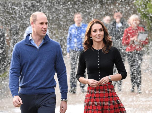 Фото №1 - По стопам Сассекских: Кейт и Уильям могут пропустить Рождество с Елизаветой II