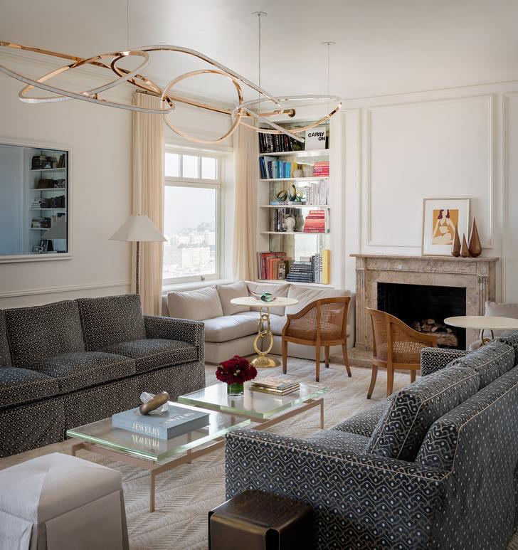 Фото №4 - Новая классика: элегантная квартира в Сан-Франциско