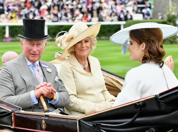 Фото №3 - Тайная месть: почему герцогиня Камилла пропустила свадьбу Евгении