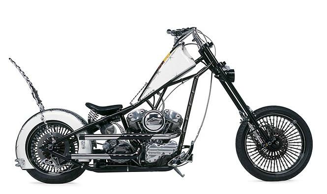 Фото №3 - Чопнутые на всю голову: культовые мотоциклы американской мечты