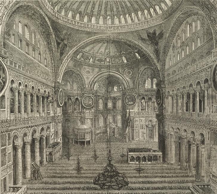Фото №14 - 10 фактов о соборе Святой Софии