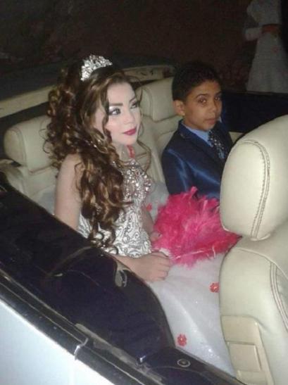 Фото №2 - 12-летний египтянин обручился со своей 11-летней кузиной