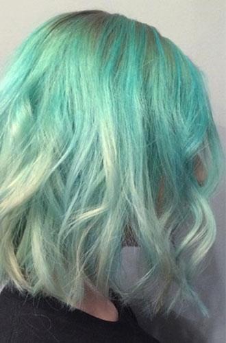 Фото №16 - Бьюти-тренд: разноцветные волосы