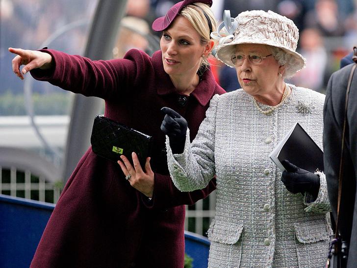 Фото №3 - Еще один Виндзор: внучка Королевы Зара Тиндолл ждет третьего ребенка