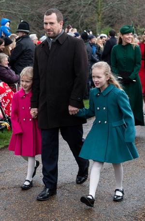 Фото №13 - «Великолепная четверка» на рождественской службе в Сандрингеме