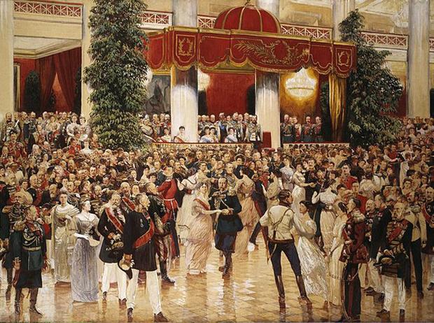 Фото №21 - Как отмечали Рождество в Русской императорской семье