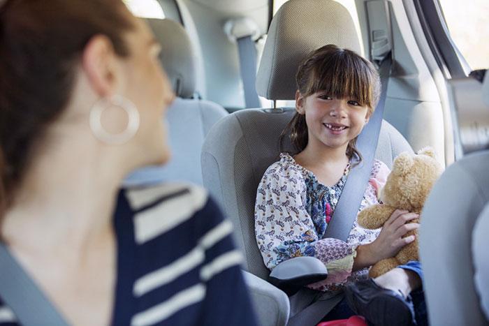 Фото №3 - Застряли в пробке: идеи для игр с ребенком в автомобиле