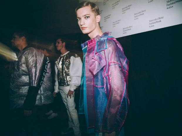 Фото №7 - Четвертый день Mercedes-Benz Fashion Week Russia 2017