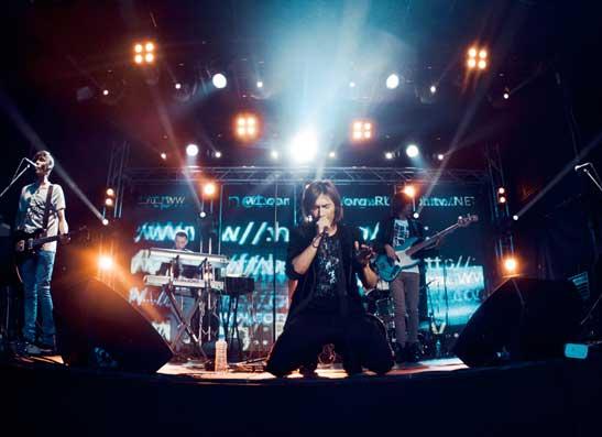 Фото №1 - Группа «ХАКИ» представила дебютный альбом