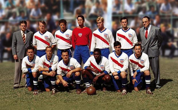 Фото №11 - Чудо на газоне: невероятный матч, который сборная Англии проиграла сборной США