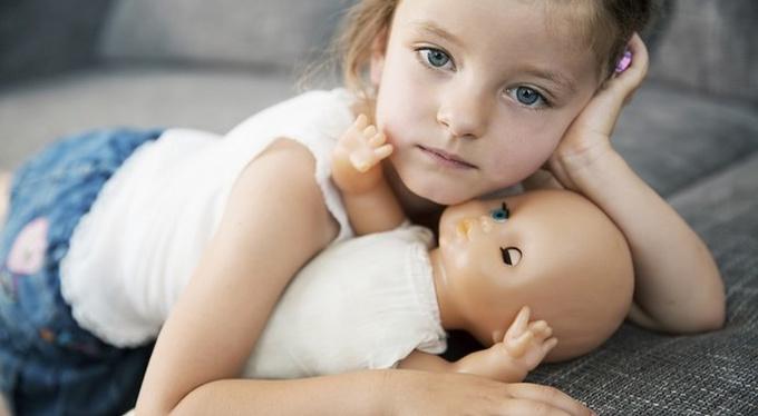 «Что я рассказываю своей кукле»