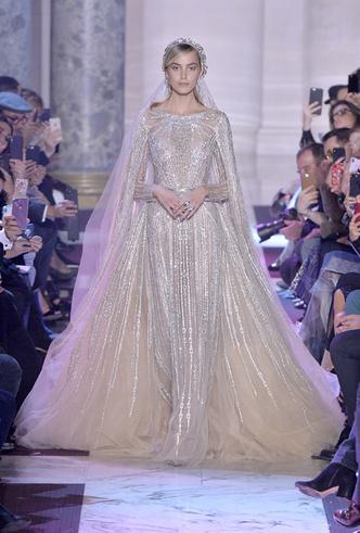 Фото №25 - 35 идей свадебных платьев с подиумов Недели высокой моды в Париже