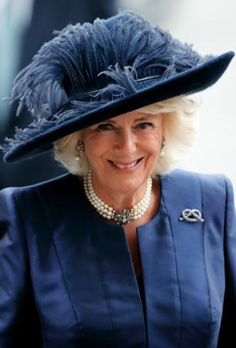 Фото №2 - Семейные узы: герцогиня Камилла и ее тайное послание Гарри и Уильяму