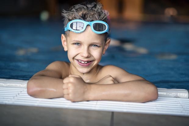 Фото №2 - 7 веских причин отдать ребенка на плавание